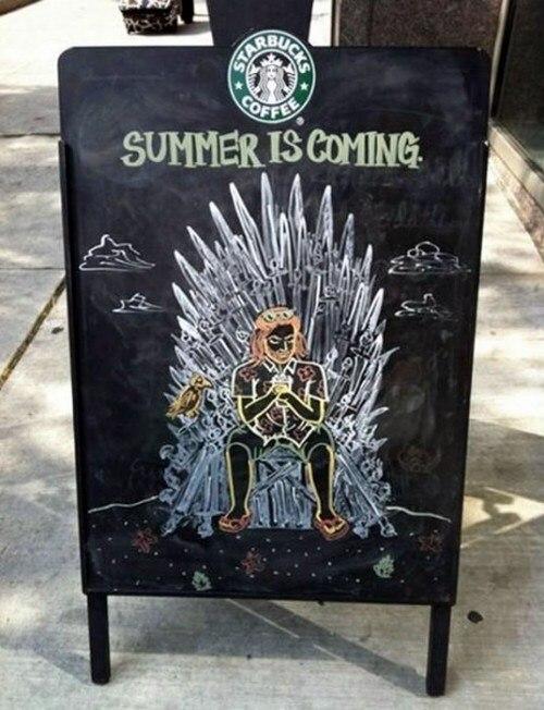 Starbucks Game of Thrones Soup X2