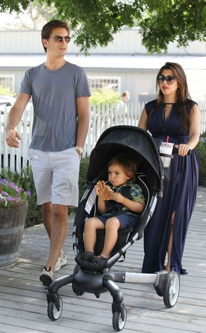 Kourtney Kardashian, Mason, Scott Disick