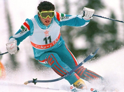 Awesome Olympians,  Alberto Tomba