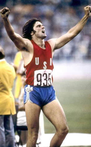 Awesome Olympians, Bruce Jenner