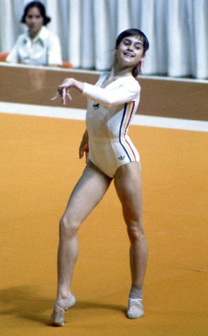 Awesome Olympians, Nadia Comaneci