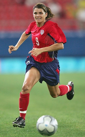 Awesome Olympians, Mia Hamm
