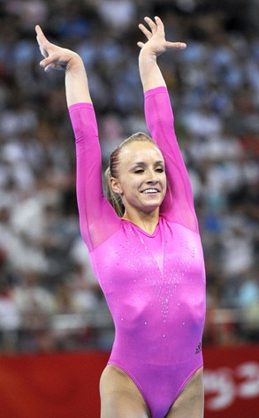 Awesome Olympians, Nastia Liukin