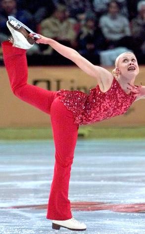 Awesome Olympians, Oksana Baiul