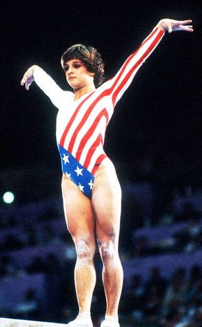 Awesome Olympians, Mary Lou Retton