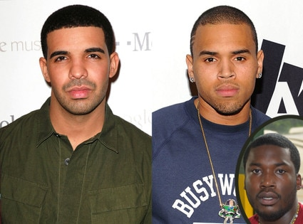 Chris Brown, Drake, Meek Mill