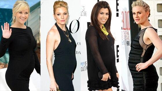 Reese Witherspoon, Sienna Miller, Kourtney Kardashian, Anna Paquin