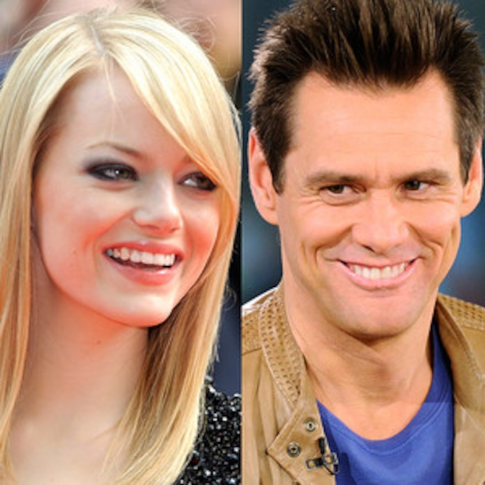 Jim Carrey, Emma Stone