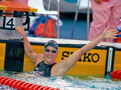 Awesome Olympians, Jenny Thompson