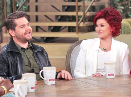 Jack Osbourne, The Talk