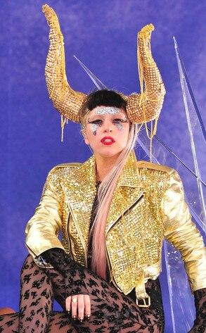 Horny Celebs, Lady Gaga