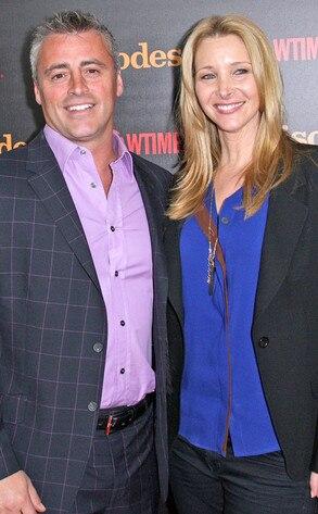 Lisa Kudrow, Matt Lablanc
