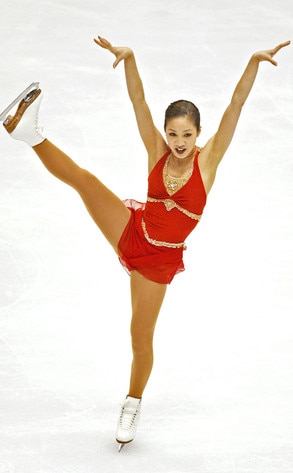 Awesome Olympians, Michelle Kwan