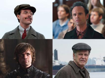 Peter Dinklage, Game of Thrones, Walton Goggins, Justified, Jack Huston, Boardwalk Empire, John Noble, Fringe