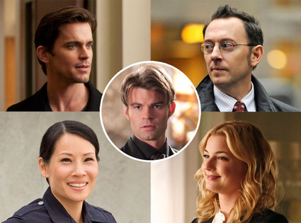 Best Guest Star/Best Freshman Series, Glee, Person of Interest, Revenge, Southland, Vampire Diaries