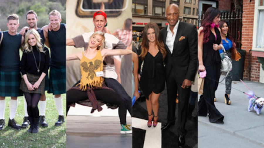 The Bachelorette, So You Think You Can Dance, Snooki & JWOWW, Keeping Up With the Kardashians