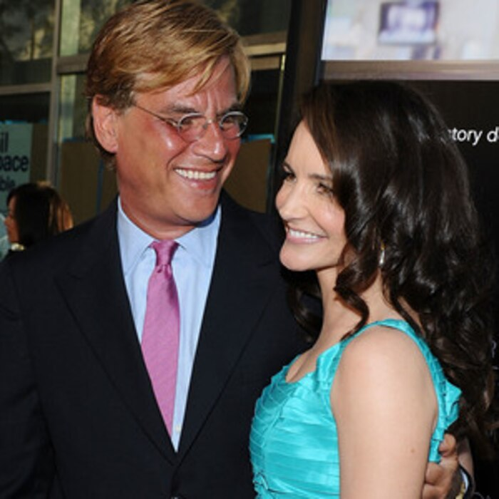 Aaron Sorkin, Kristin Davis