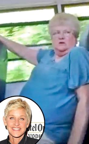Karen Klein, Ellen DeGeneres