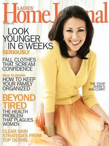 Ladies' Home Journal, Ann Curry