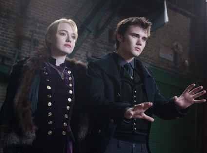 Dakota Fanning, Cameron Bright, Breaking Dawn Part 2