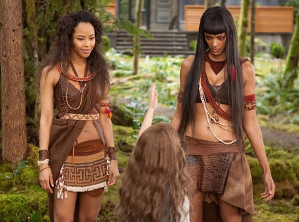 Tracey Heggins, Judith Shekoni, Breaking Dawn Part 2