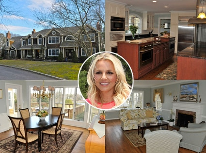 Britney Spears NY Home