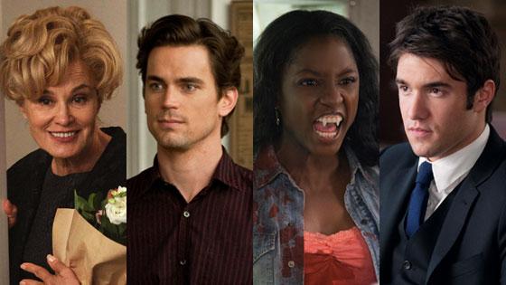 Spoiler Chat, Joshua Bowman, Revenge, Jessica Lange, American Horror Story, Rutina Wesley, True Blood, Matt Bomer, White Collar