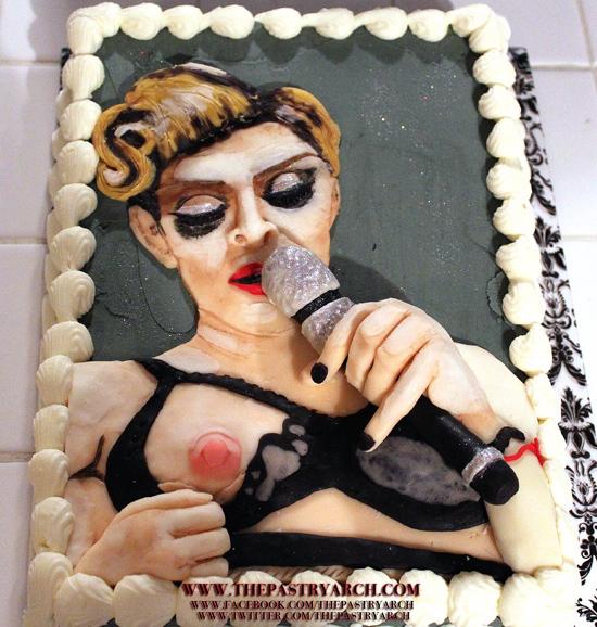 Madonna Nipple Cake Soup X2