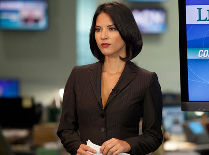 THE NEWSROOM, Olivia Munn