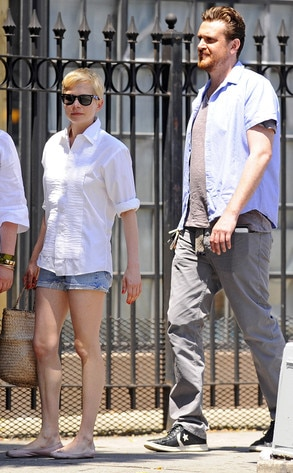 Michelle Williams, JasonSegel