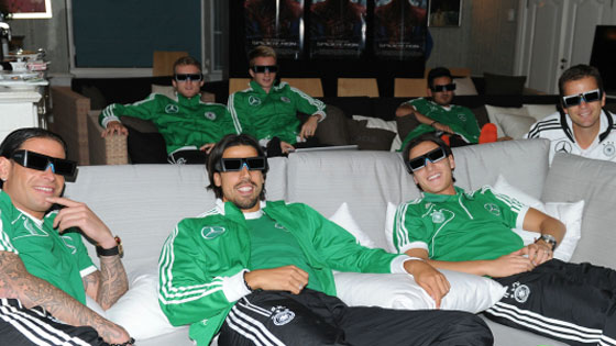 German soccer team