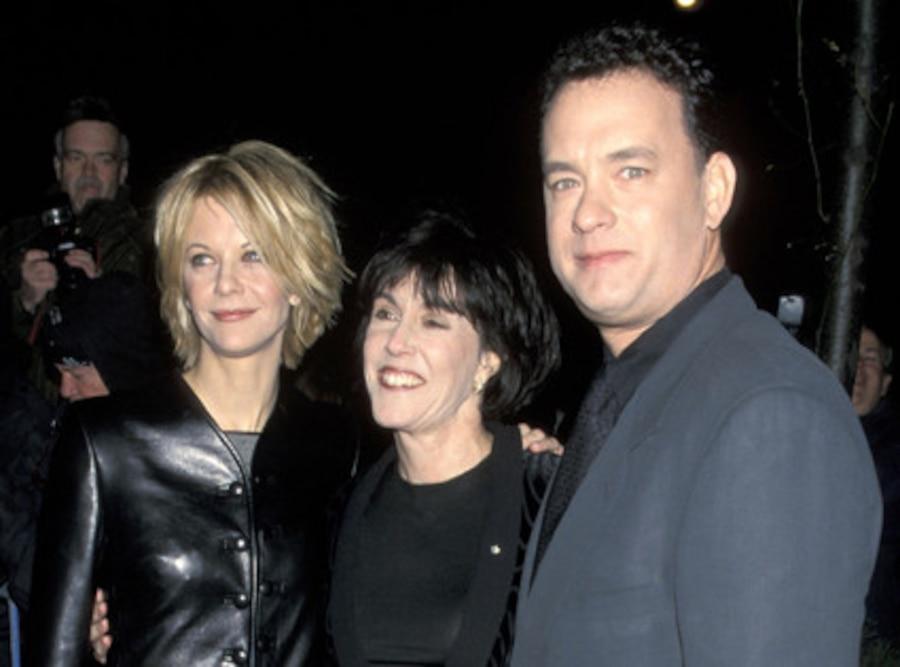 Meg Ryan, Nora Ephron, Tom Hanks