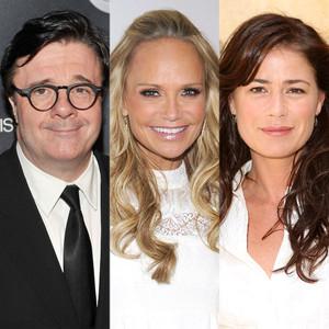 The Good Wife, Nathan Lane, Kristin Chenoweth, Maura Tierney