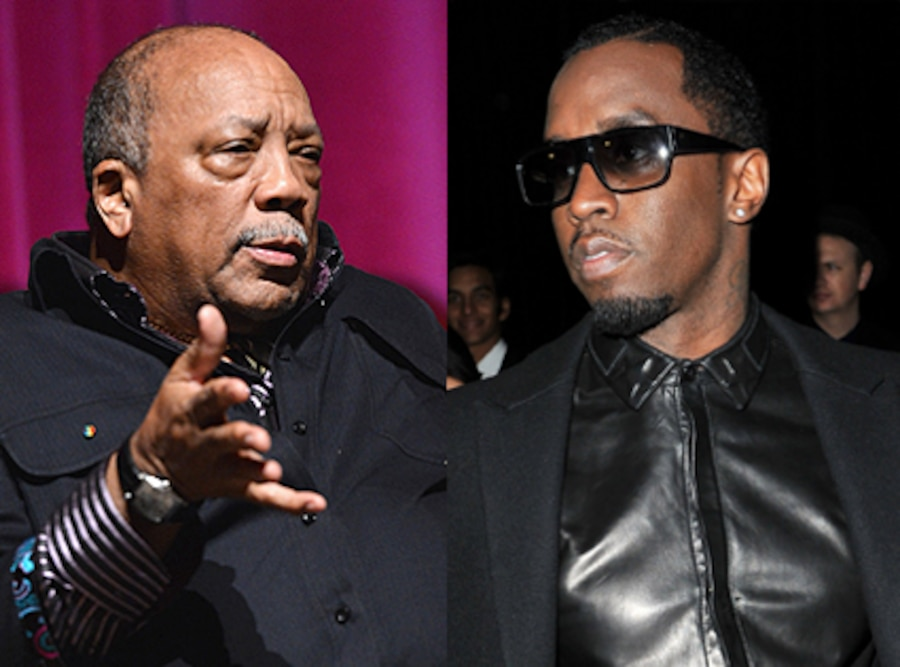 Quincy Jones, Diddy