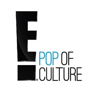 E logo with tagline new
