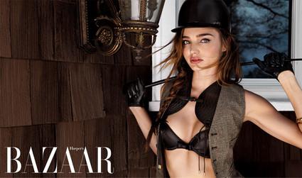 Miranda Kerr, Harpers Bazaar UK