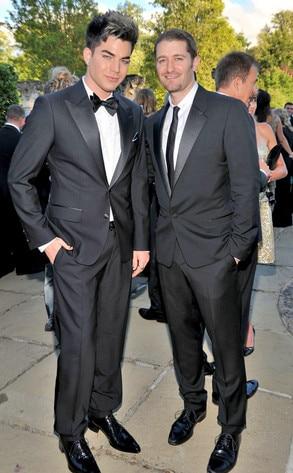 Matthew Morrison, Adam Lambert