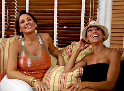 RHONJ, Real Housewives of New Jersey, Rosie Pierri, Kathy Wakile