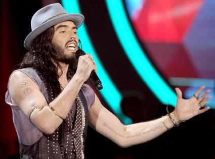MTV Movie Awards Show, Russell Brand
