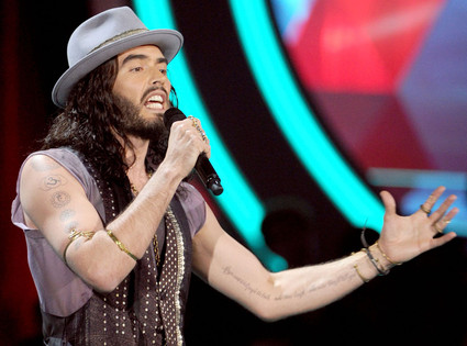 MTV Movie Awards Show, Russell Brand