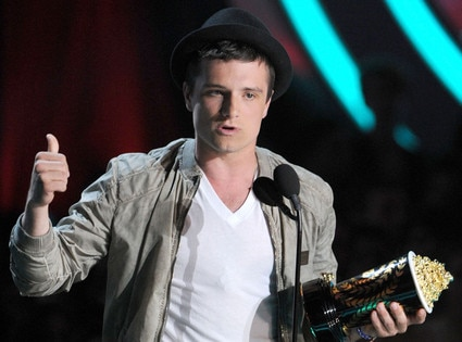 MTV Movie Awards Show, Josh Hutcherson