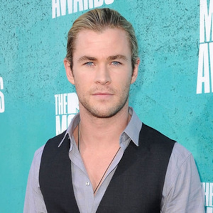 MTV Movie Awards, Chris Hemsworth