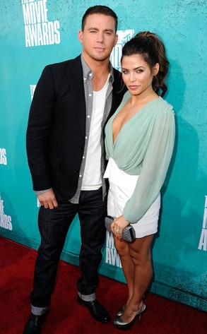 MTV Movie Awards, Jenna Dewan, Channing Tatum