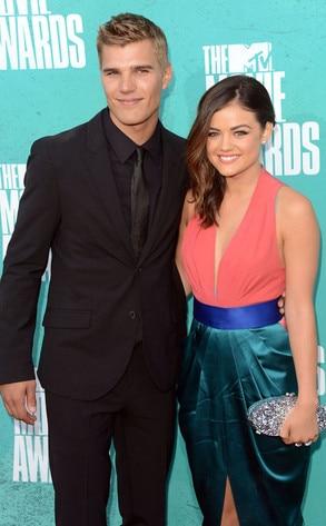 MTV Movie Awards, Chris Zylka, Lucy Hale
