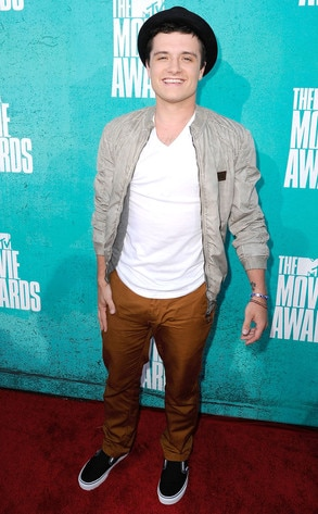 MTV Movie Awards, Josh Hutcherson
