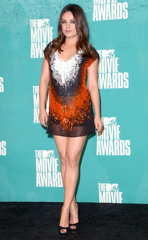 MTV Movie Awards, Mila Kunis