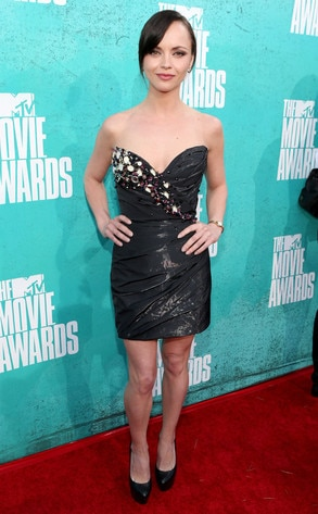 MTV Movie Awards, Christina Ricci