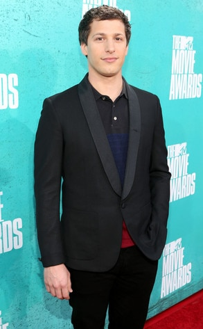 MTV Movie Awards, Andy Samberg
