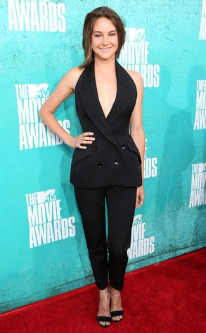 MTV Movie Awards, Shailene Woodley