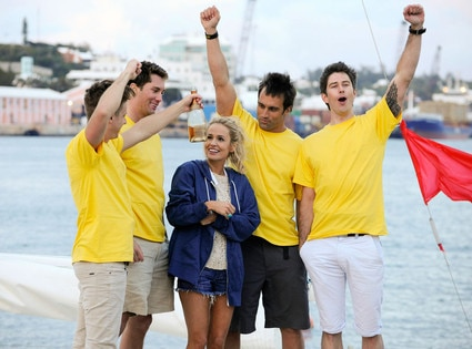 JEF, KALON, EMILY MAYNARD, RYAN, ARIE, The Bachelorette